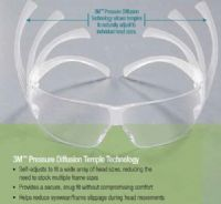 3M SecureFit SF200 Protective Spectacles